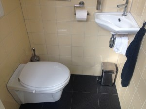 privé toilet
